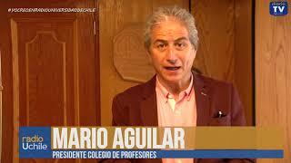 Mario Aguilar : Yo creo en Radio U. de Chile
