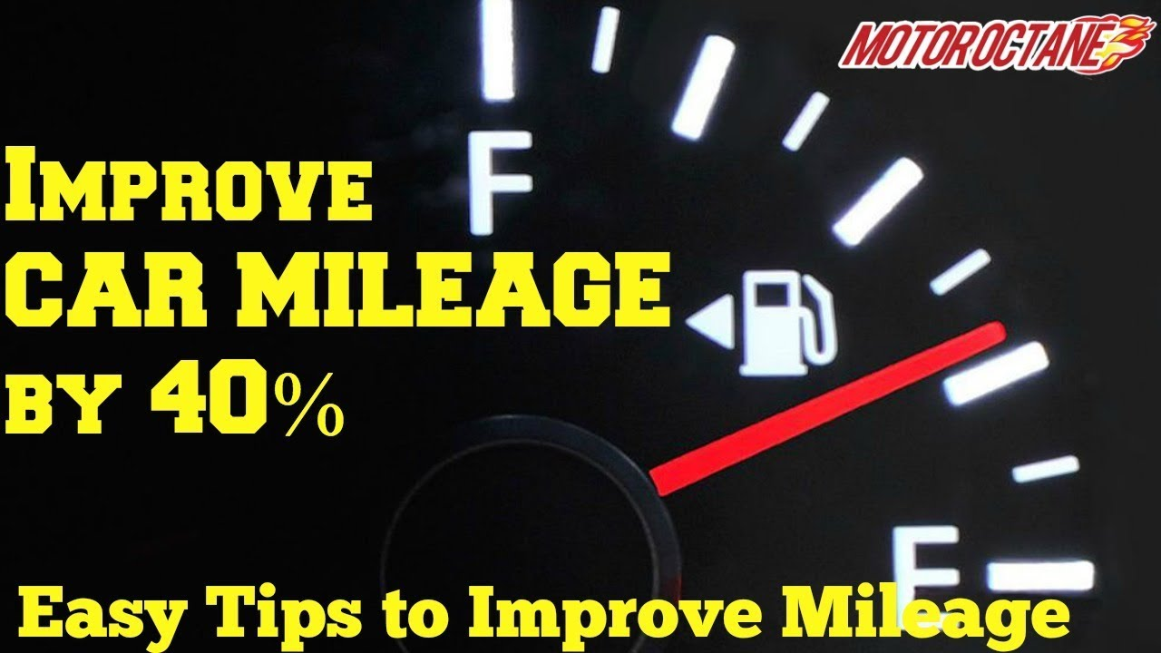 Motoroctane Youtube Video - Increase Car Mileage by 40% in Hindi #MotorGyaan | MotorOctane