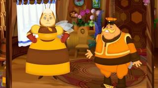 Лунтик и его друзья - Пирожки. Мультфильм для детей.