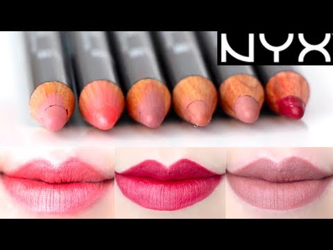 Slim Lip Pencil by NYX Professional Makeup #3
