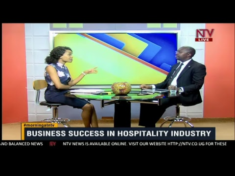 Business update : How to achieve success in the hospitality industry