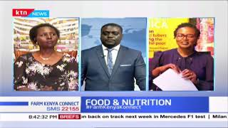 Discussion on food and nutrition in Kenya (Part 1)|Farm Kenya Connect