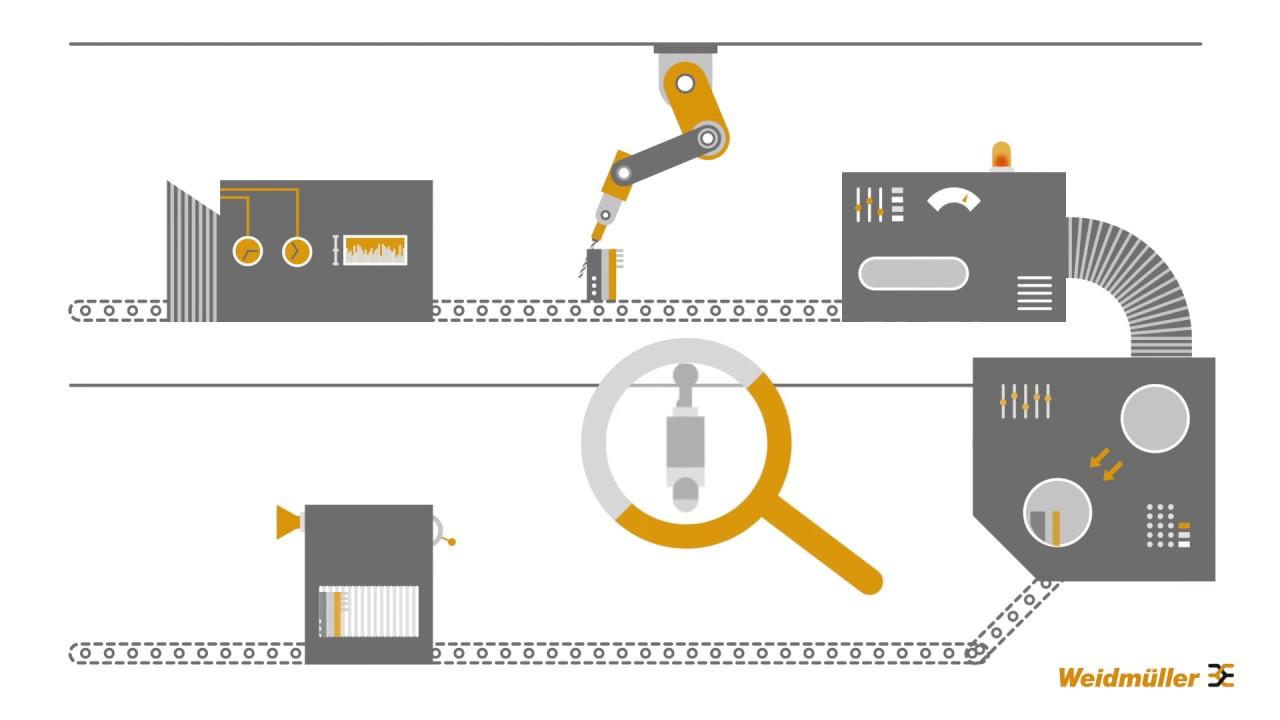 Acesso simples e seguro às instalações