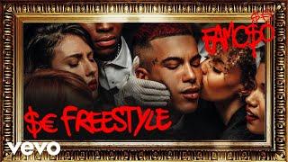 Kadr z teledysku $€ Freestyle tekst piosenki Sfera Ebbasta