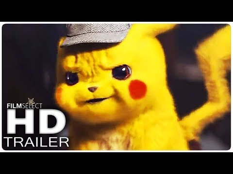 POKEMON Detective Pikachu Trailer (2019) Mp3