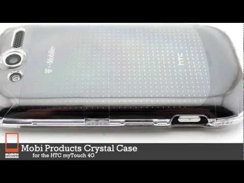 Mobi Products Crystal Case for T-Mobile myTouch 4G