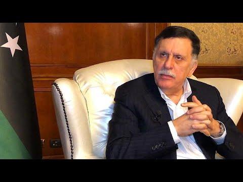 Ο πρωθυπουργός της Λιβύης στο euronews