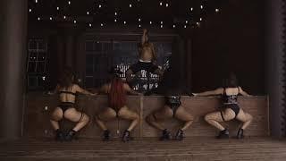 Faz Gostoso   Choreography  Madonna & Anitta