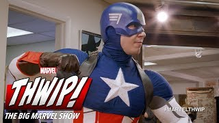 Age of Heroes on THWIP! The Big Marvel Show!