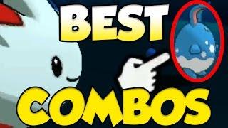 BEST POKEMON BATTLE COMBOS AND SWEEPS!
