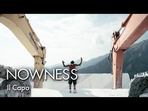 Extracting Giant Marble Blocks From A Quarry Is Amazing And Beautiful