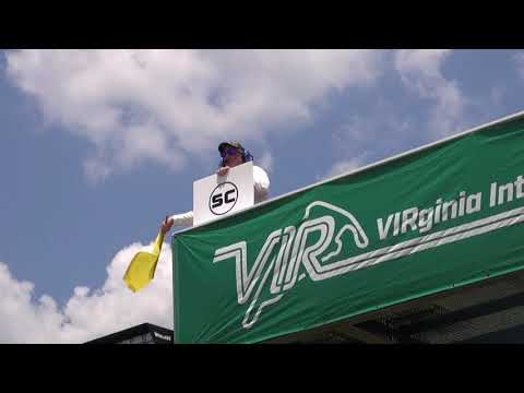 (Race Highlight) Pedersen Goes Lights to Flag in Opening Round at VIR