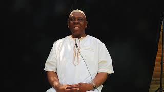 Oral History Merseyside. Mr Oyewole Ajagbe