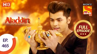 Aladdin - Ep 465  - Full Episode - 9th September 2020
