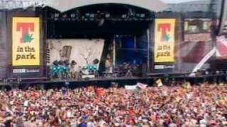 Keane - Somewhere Only We Know -T in the Park 2005