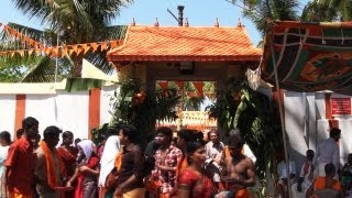Sivalaya Ottam at Theempilankudi Mahadevar Temple, Kanyakumari