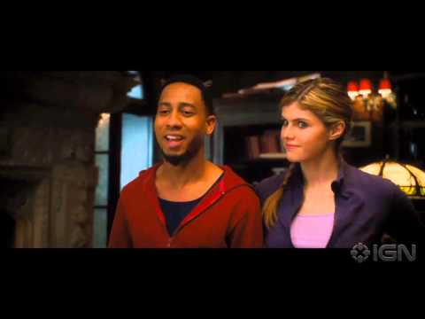 Percy Jackson: Sea of Monsters (Clip 'Golden Fleece')