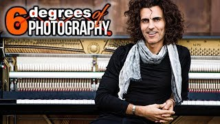 Photographing SUPERSTAR Music Producer Stephan Moccio With My Nikon