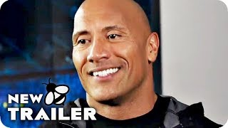 FIGHTING WITH MY FAMILY Trailer (2019) Dwayne Johnson Movie