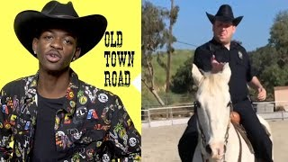 Lil Nas X, Billy Ray Cyrus, Ginuwine - Old Pony Road