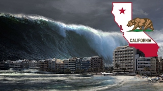 100 FT TSUNAMI MIGHT BE HITTING CALIFORNIA