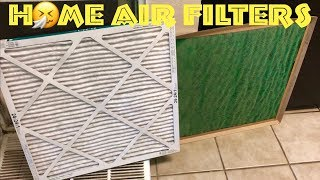 🏡Best Air Filter for Home with Allergen Protection | Filters with HEPA, MPR, or MERV Ratings Review