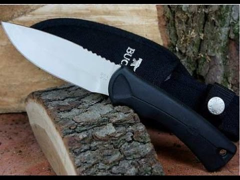 "Best Bang for your ""BUCK"" Camping & Hunting knife 679 Review"