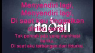 Disaat Aku Mencintaimu Dadali Band  (HQ) + Lirik