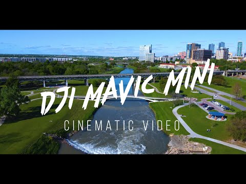 DJI MAVIC MINI CINEMATIC VIDEO 2.7K