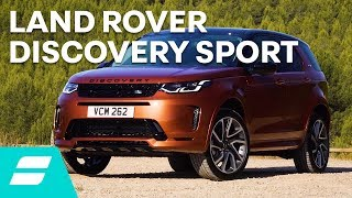 2019 Land Rover Discovery Sport first drive review