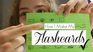 The Best Way To Make Effective Flashcards ~ Advice, Tips, Dos & Donts For Productive Revision ✨