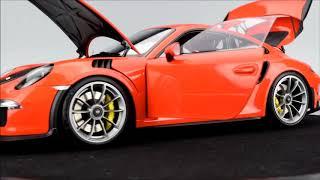 AUTOart Porsche 911 (991) GT3 RS