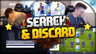 FIFA 18: Heftiges TOTGS SEARCH & DISCARD ft 45k PACKS! 🔥🆗🆒