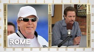 The City of Oakland Files Lawsuit Against Raiders | The Jim Rome Show | Kholo.pk