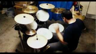 Cherri Bomb - Raw Real (Drum Cover)