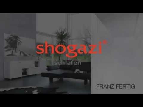 Franz Fertig Schlafsofa Übersicht by shogazi ®  Schlafkultur München