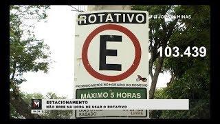 Conheça as novas regras do estacionamento rotativo em Belo Horizonte.
