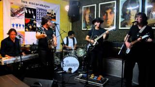 Los Escarabajos: It Won't Be Long (live rehearsal) [WTB]