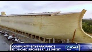 Creatíoníst Ken Ham Blames Atheísts For Failing Noah's Ark Park