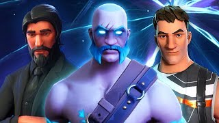 RAGNAROK TELLS JOHN WICK THE FUTURE!! *SEASON 5* Fortnite Short Film