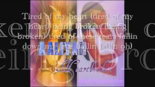 Aaliyah-HeartBroken (Lyrics)