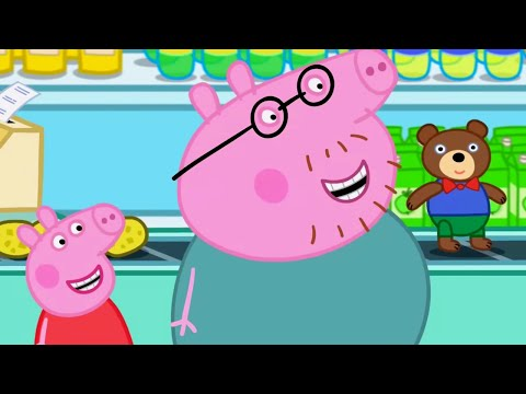 Peppa Pig English Episodes   Back to School with Peppa Pig!   Peppa Pig Official