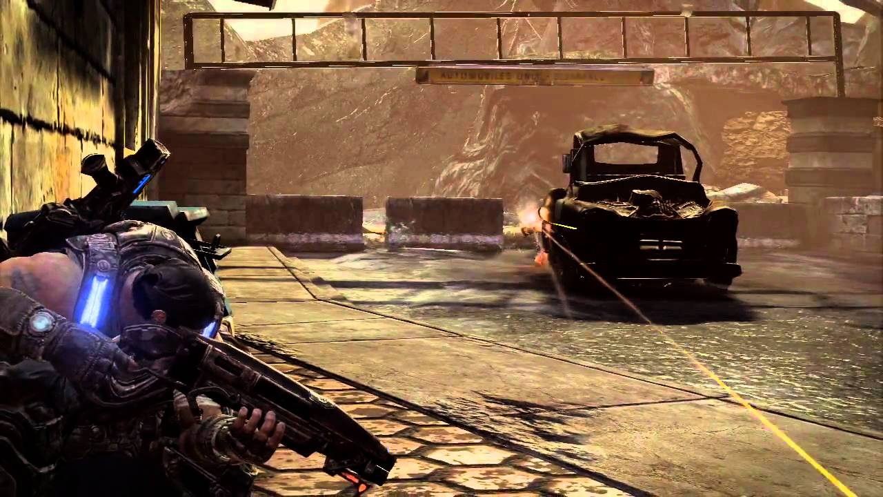 The Making Of Gears Of War 3 Multiplayer