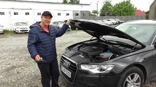 Audi A6 2.0 TDI 130kw 2012 за 11500 Евро