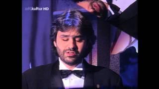 Andrea Bocelli - Il Mare Calmo Della Sera (ZDF Kultur HD. Musik liegt in der Luft - 1995 mar05)