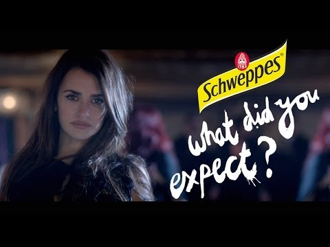 Schweppes Commercial (2014) (Television Commercial)