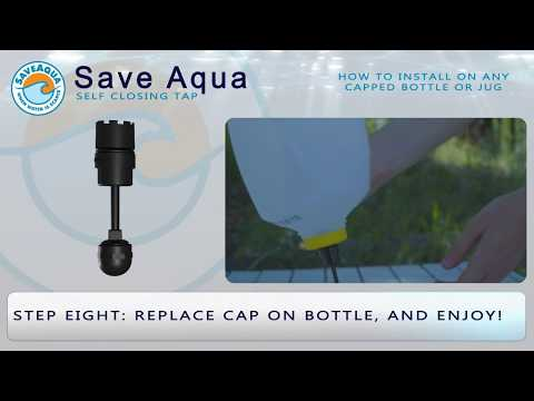 Water Saving Tap