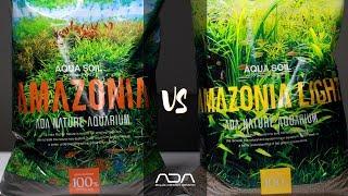 ADA Amazonia Light kontra ADA Amazonia - różnice