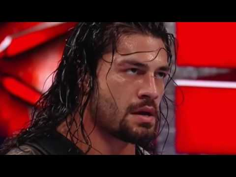 Roman Reigns Vs Undertaker, WWE Raw, March 20, 2017  Youtube