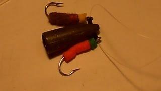 Кембрики для рыбалки на окуня